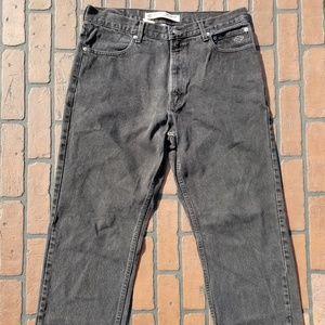 HARLEY-DAVIDSON Mens Jeans 36x32 (J1-36)